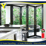 AS2047 Australia Standard sliding folding doors house use