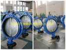 A395 DUCTILE IRON BUTTERFLY VALVE