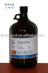 Gradient grade Acetonitrile with ISO Certificated