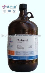 Pesticide Analysis Grade Methanol ISO certificated