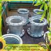 good quality of large diameter metal hose