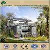 steel structure duplex villa 2014