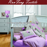 baby crib bedding set made in china