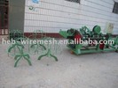 Galvanized Barbed Wire Mesh Machine China Hebei Factory