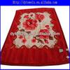 pink blankets/polyeser blanket/mink blanket/printed blanket