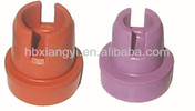 Butyl rubber stopper for vacuum blood collector
