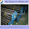 Black paint coating astm a53 erw steel pipe/tube
