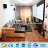 high-end & luxury HDF parquet laminate flooring