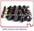 Wholesale Peruvian Loose Wavy human hair weave