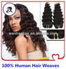 wholesale brazilian deep wave remy hair weaves
