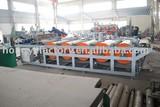 water cooling auto slicing machine/rubber machine