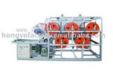 DDL sheet extruder/rubber machine/silicing machine