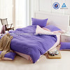 high quality cotton fabric bedding set & bed sheet
