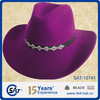 100% Australia Wool felt cowboy hat / winter hat