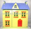 new style wooden yellow girl best like miniature dollhouse furniture