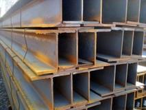 weld steel h beam large size steel beam