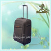 2014 soft luggage trolley luggage with two wheels