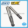ZHY 2 Flutes Micro Grain Carbide Ball Nose Milling Cutter