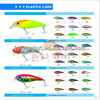 HOT! Fishing hard lure plastic swim bait