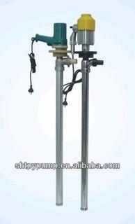 TPB stainless steel food grade transfer sanitary beverage pump