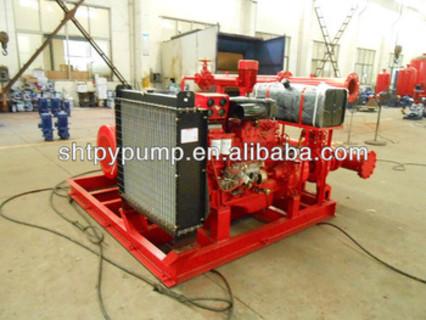 XBC Diesel fire pump