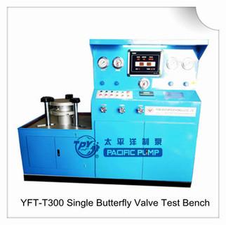 butterfly valve test bench,knife valve test