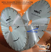 Industrial stone saws