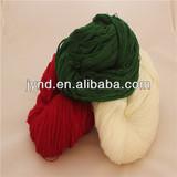 100% Ne32/2 acrylic yarn on hank