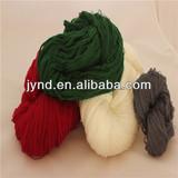 100% Ne32/2 acrylic yarn in hank for knitting