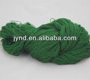 Hot hank polyester yarn color Ne32s wholesale factory price