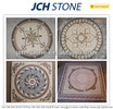 mosaic, marble mosaic, tile round mosaic medallion floor patterns