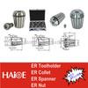 ER Chuck series ER40 Spring Collet Chuck Machine Tool Accessories
