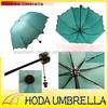 High quality 3-Fold Manual Open Lovely Lotus Leaf Sun Umbrella
