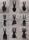 small hoe fork hoe steel fork