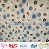 100% cotton printed fabric with small flower