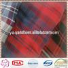 cotton shirt fabric Yarn Dyed Check