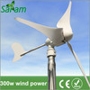 300W HAWT Wind Turbine With CE ROHS For Sailboat
