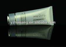 50g cosmetic plastic tube for amenity with screw cap