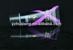 20ml cosmetic plastic extruded foundation tube