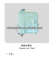 Dayun 4250 injection molding coolant water expansion tank,PP Material