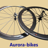 50C 20.5mm chinese road bike wheels,carbon fiber bicycle parts,Bicycle wheels clincher