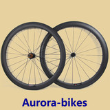 50C 20.5mm Top Quality chinese road bike wheels,carbon fiber bicycle parts,Bicycle wheels clincher
