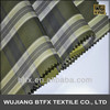 Fasion 2014 spring 100% polyester yarn dyed plaid fabric
