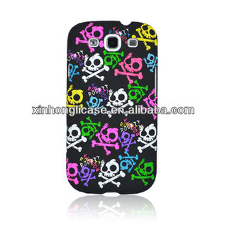 for samsung galaxy s3/9300 case with cartoon pattern