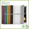 New Arrival,Soft PU Cover for iPad,Flip Leather Case for iPad 3/4