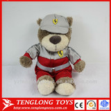 High quality custom uniform teddy bear