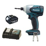 Makita 18V LXT BTD140 Impact Driver With Battery and Charger