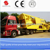 High quality China made CE certified mobile concrete mixing plant