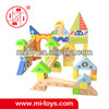 wooden multi- activity blocks toy for children