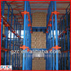 Heavy Duty Load Rail Supported Drive In Racking